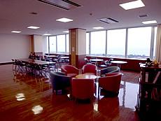 食堂・談話ホール