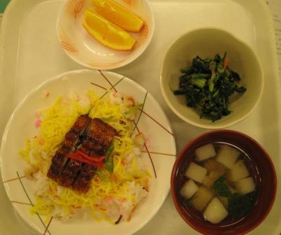 散らし寿司変わりご飯の日.JPG